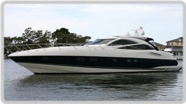 Regular yacht cleaning, maintenance and detailing on the gold coast