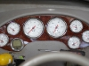 Bayliner new Gauges & woodgrain piece