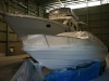 20' Bayliner 205 during Priming