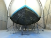 Regal Hull with flaking Antifoul