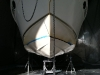 Regal Hull After sandblasting